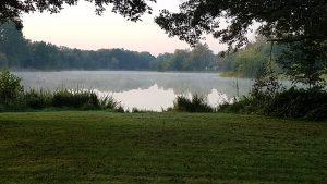 Der Heidesee für Frühaufsteher